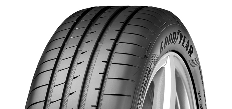 Goodyear Eagle F1 Asymmetric 5 photo, test, review