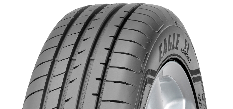 Goodyear Eagle F1 Asymmetric 3 photo, test, review