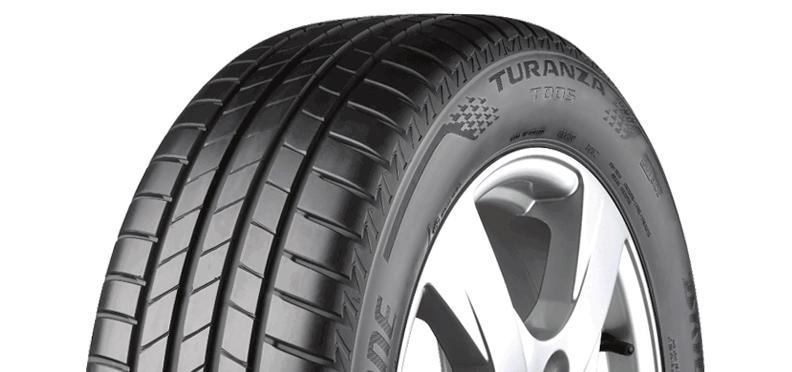 Bridgestone Turanza T005 photo, test, review