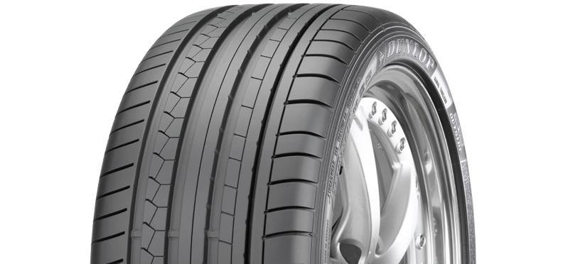 Dunlop SP Sport Maxx GT photo, test, review