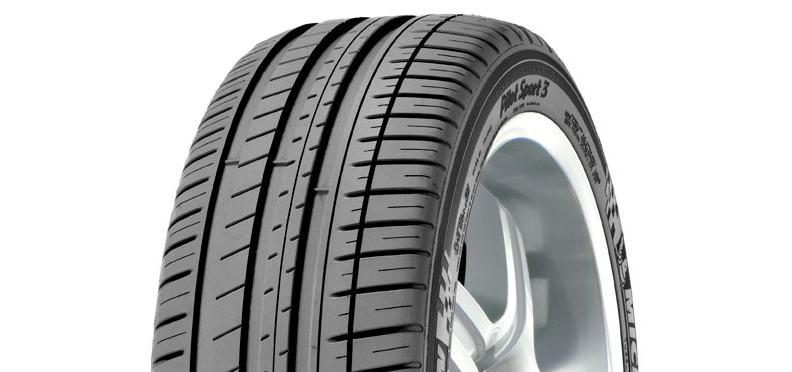 Michelin Pilot Sport 3 (PS3) photo, test, review