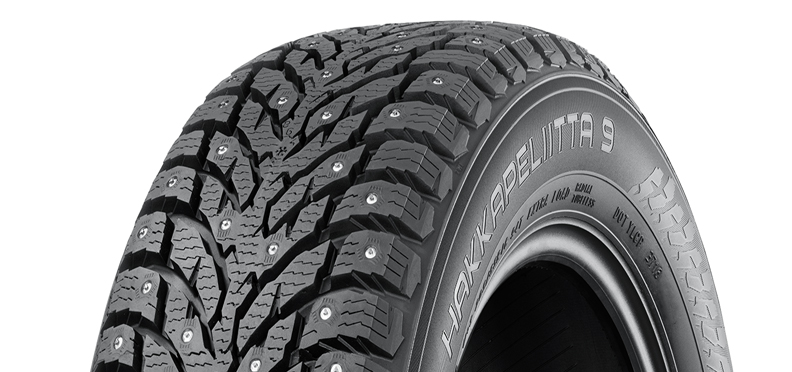 Nokian Hakkapeliitta 9 photo, test, review
