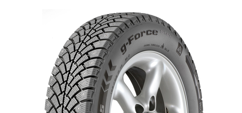 BFGoodrich g-Force stud photo, test, review