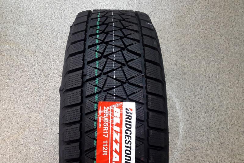 Bridgestone Blizzak DM-V2 photo, test, review