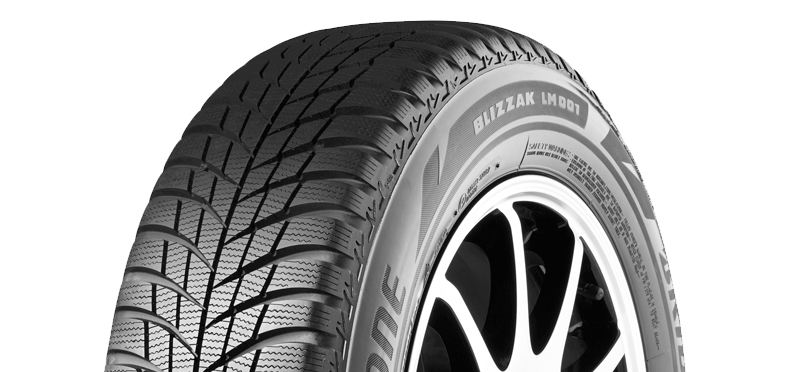 Bridgestone Blizzak LM001 EVO photo, test, review