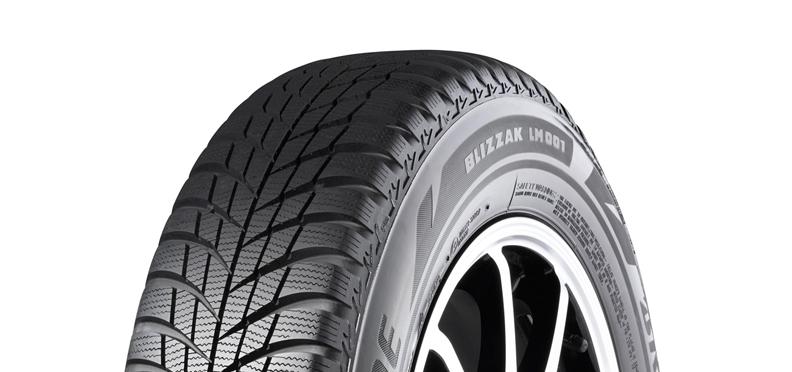 Bridgestone Blizzak LM001 photo, test, review