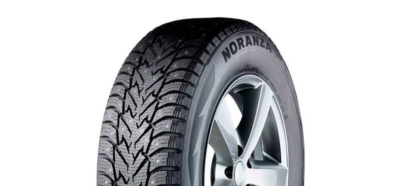Bridgestone Noranza SUV 001 test, review, photo