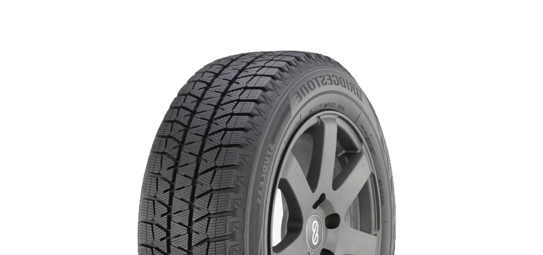 Bridgestone Blizzak WS80 test, review