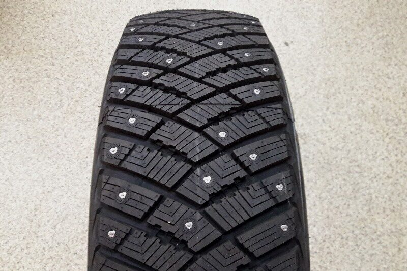 Goodyear UltraGrip Ice Arctic photo, test, review