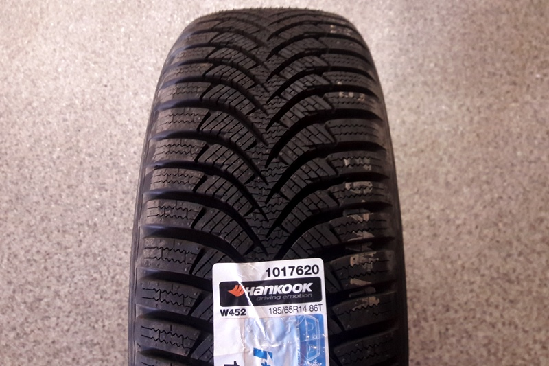 Hankook Winter i*cept RS2 W452 photo, test, review