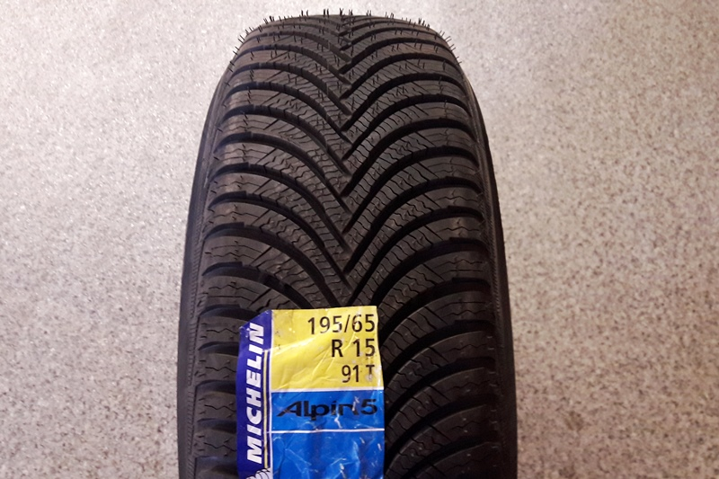Michelin Alpin 5 photo, test, review