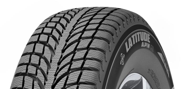 Michelin Latitude Alpin LA2 photo, test, review