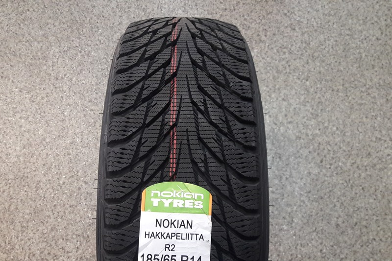 Nokian Hakkapeliitta R2 photo, test, review
