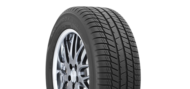 Toyo Snowprox S954 SUV photo, test, review