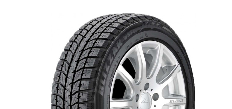 Bridgestone Blizzak WS 70 photo, test, review