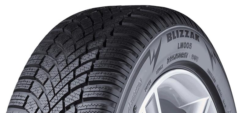 Bridgestone Blizzak LM005 photo, test, review, ratings
