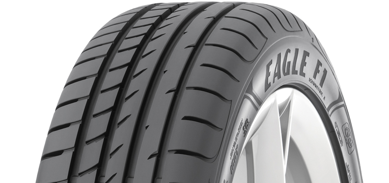 Goodyear Eagle F1 Asymmetric 2 photo, test, review, ratings