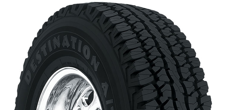 Firestone Destination At Reviews >> 12 Best All-Terrain Tires in 2020: Top Rated A/T Tires For ...
