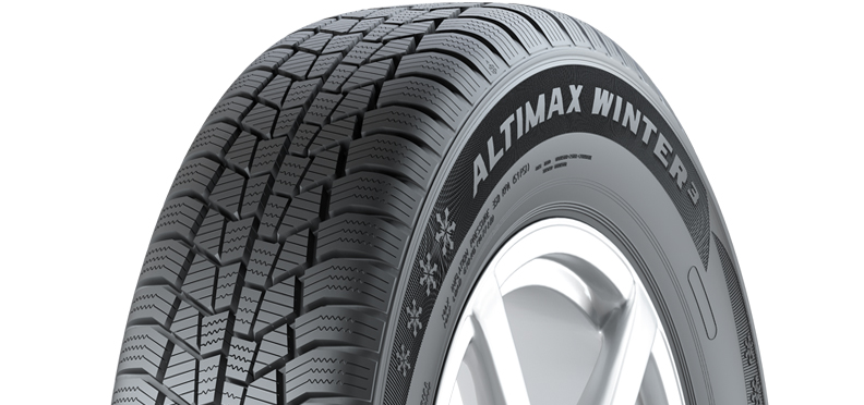 General Tire Altimax Winter 3 photo, test, review, ratings
