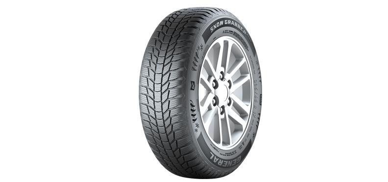 General Tire Snow Grabber Plus photo, test, review, ratings General Snow Grabber +