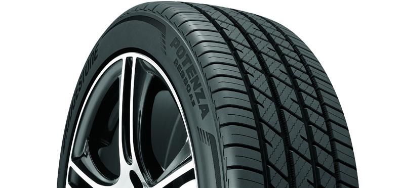 Bridgestone Potenza RE980AS photo, test, review, ratings