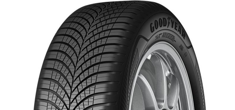 Goodyear Vector 4Seasons Gen 3 SUV photo, test, reviews, ratings